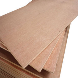 Brown Commercial Hard Plywood, Thickness: 6 mm