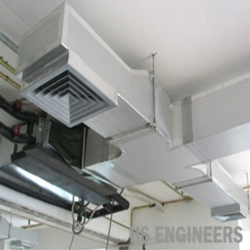 Ac Ducting Installation Service In Sector 3a Gurgaon New