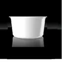 Disposable Plastic Coloured Food Container 500ml