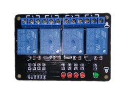 4 Channel 5V Relay Module board For Arduino PIC AVR ARM MCU