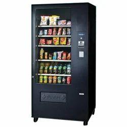 Dual Zone Electric Vending Machine
