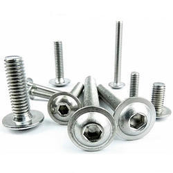 Silver Stainless Steel HSFG Screw