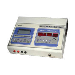 Interferential And Ultrasonic Therapy Tens Unit