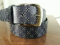 Leather Crecal Belts, Size: 40-50