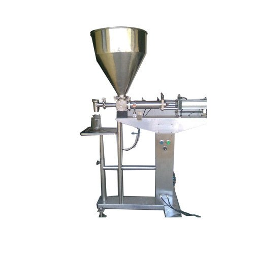 Single Phase Semi Automatic Pickle Filling Machine, 240 V