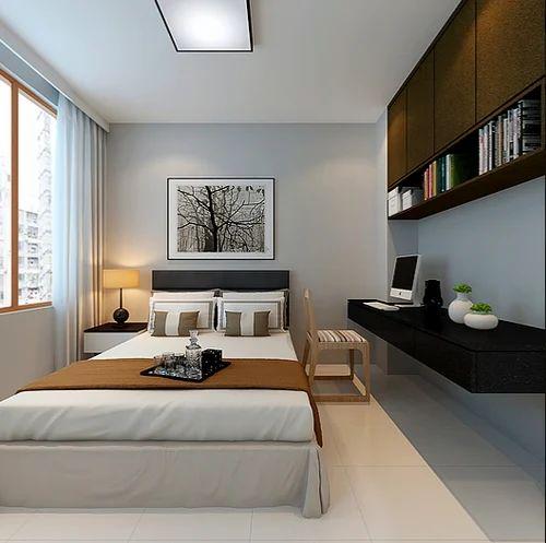 Study Room Designs Study Room Interior Design With Desk Interior Design Service Provider From New Delhi