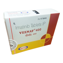 Veenat Tablets, Dose: 400 mg, Packaging Type: 3 x 10