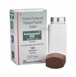 Formoterol Fumarate And Fluticasone Propionate Inhalation