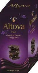 Energy Drink Chocolate Altova Malt, Packaging Size: 400 Gm