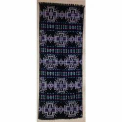 Polyester Acrylic Jacquard Shawls
