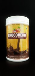 Chocoherb kids health drink