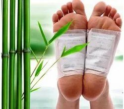 Acupressure Health Care Systems Kinoki Foam, ABS Cleansing Detox Foot Spa Pads - Pack of 10
