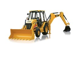 CAT Backhoe Loader Rental