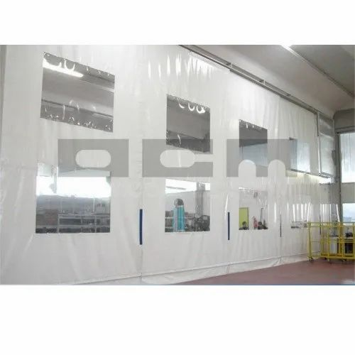 PVC Partition Walls for Industries