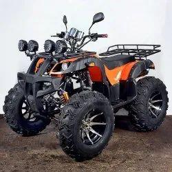 200CC Orange Bull ATV