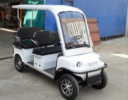 Golf Cart Rental Services for Wedding Event
