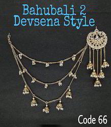 Chandelier Indian Wedding Antique Earrings