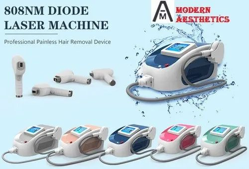 Diode Laser Permanent Hair Removal Machine Permanent Hair Removal Laser Vertical Diode 810nm Manufacturer From Delhi