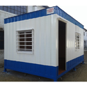 Fabricated Office Container