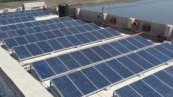 Solar Rooftop Equipment