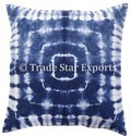 Square Tie Dye Shibori Pillow Cases