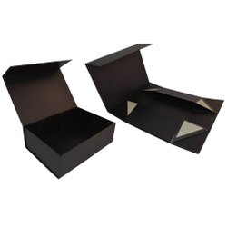 Paper 100 gm - 900 gm Foldable Rigid Packaging Box