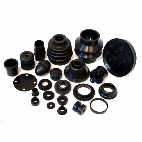 Black Automotive Rubber Component, Rs 5 /piece Goodluck Rubber Industries |  ID: 19260416591