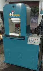 Gold Coin Cutting Machine Manufacturer from Ahmedabad