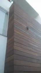 Deck Wood For Exterior Wall Cladding
