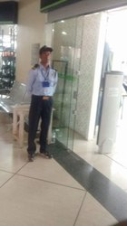 Security Guard Service For mall