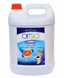Orgo Disinfectant Toilet Cleaner