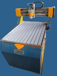 Bharatmech, 1.5kw Aluminium CNC advertising router 6090, MW6090, 740x1250