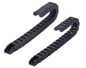 Sibass Black Open Type Drag Chain 15x20, R28, Se-15*20