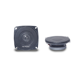 Tiktronix Black Car Door Speaker Mini