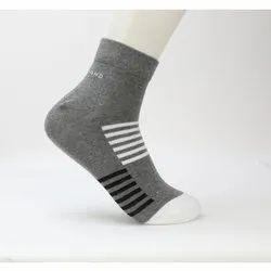 Woodland BD 161 Striped Mid Length Men's Socks