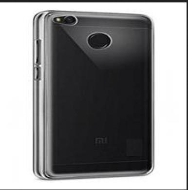 quality design 841f1 64eae Xiaomi Mi 4 Transparent Back Cover Soft