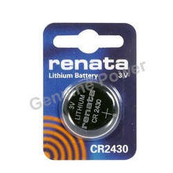 Renata CR2430 Lithium Battery