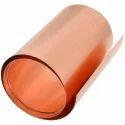 Beryllium Copper Foil