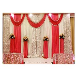 1 Day Real/Artificial Stage Decoration, Delhi/Ncr