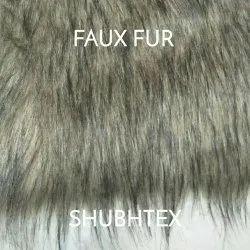 Fur Fabric For Fur Carpet, Rug