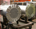SS Shell And Tube Heat Exchanger