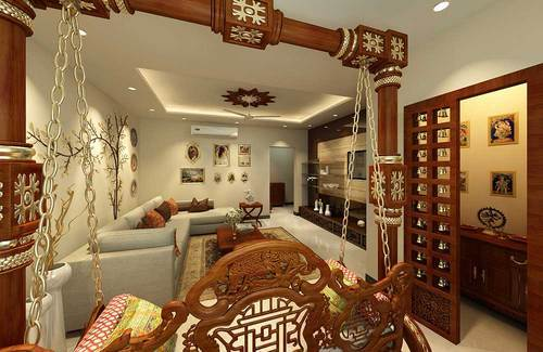 coffee shop interior and commercial complex interior designing