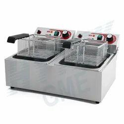 Electric Fryer Double Basket