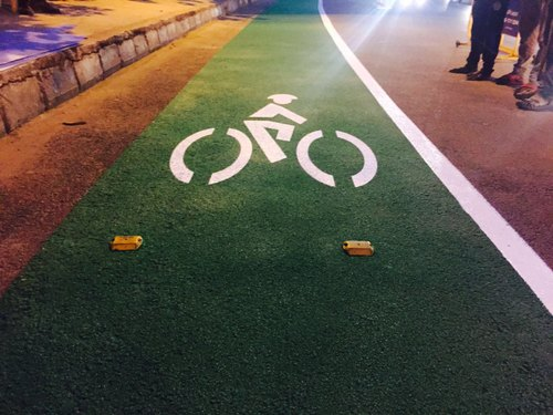 Cycle Track Paints