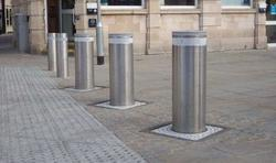 Automatic Crash Bollards