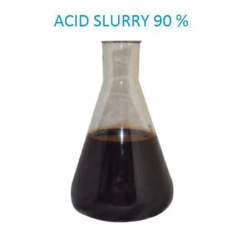 Brown Acid Slurry 90%, Grade Standard: Class A, for Detergent Liquid