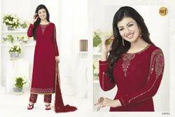 Round Neck Pinar Salwar Suit