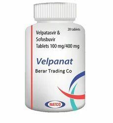 Sofosbuvir Velpatasvir
