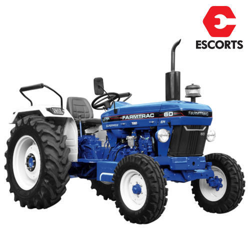 Escorts Farmtrac 60 EPI F20 Tractor, एस्कॉर्ट्स