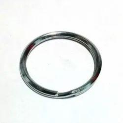 Round Keychain Ring
